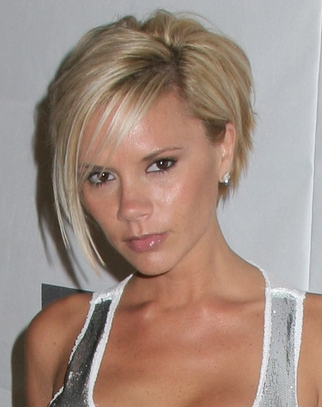 Victoria Beckham Haircut Celebrity Inspirations For Wedding