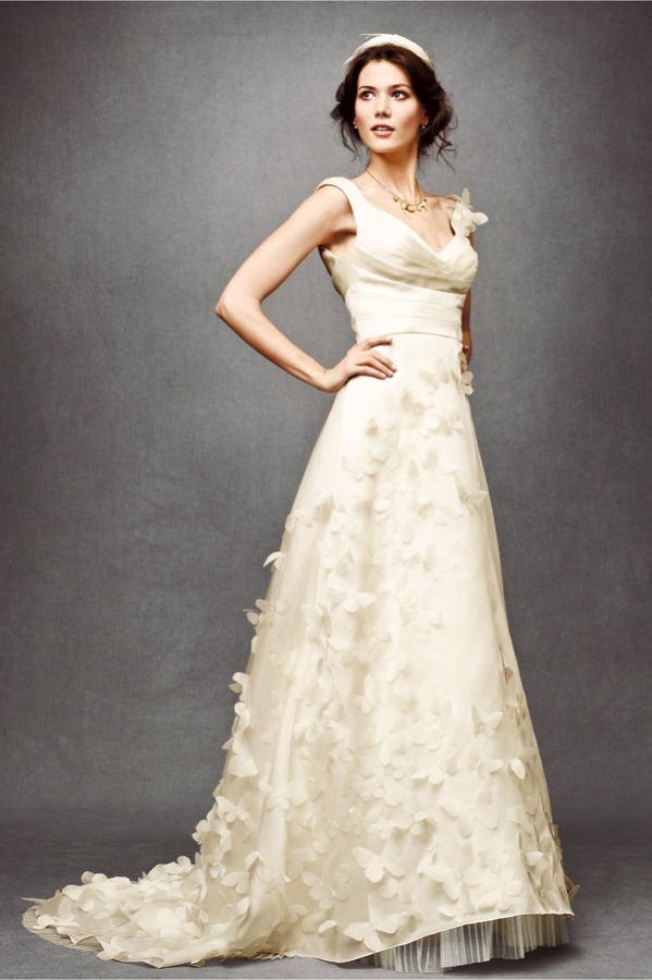Wedding Dresses Butterfly 41