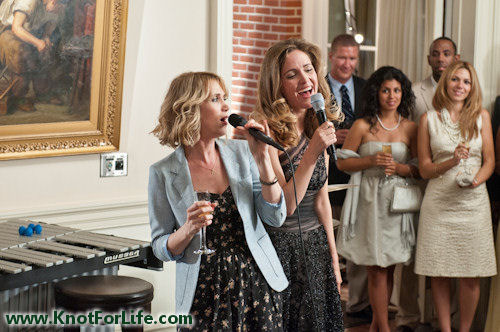 bridesmaids movie engagement party speech scene