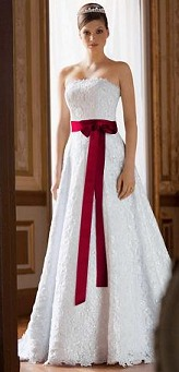 Jessica Simpson Wedding Dress Look Alike Dress at David's Bridal