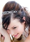 Wedding Hairstyles with a Tiara