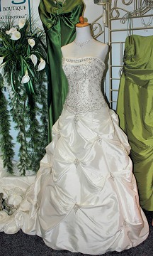 wedding dresses off the rack