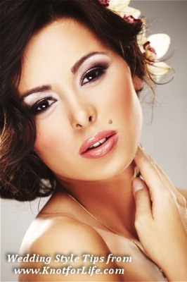 Bridal Makeup  on Wedding Day Makeup Tips For The Brides